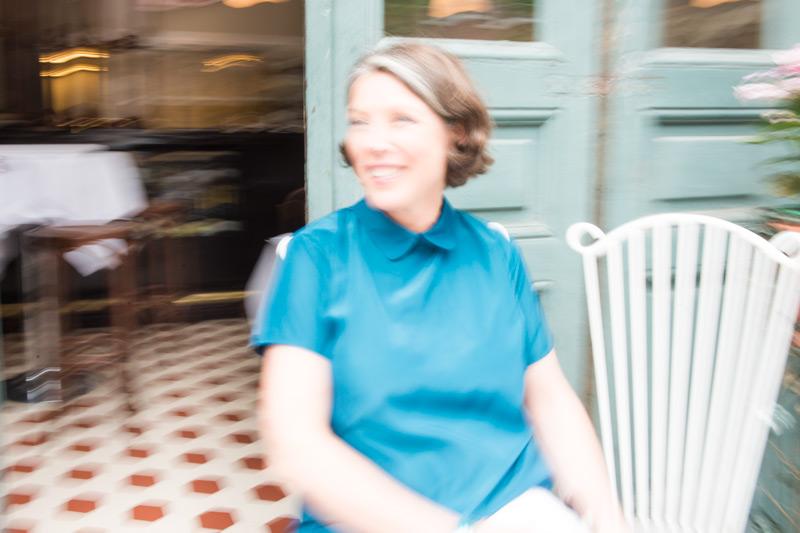 Marie Holhammar, äger Broadcast Communication